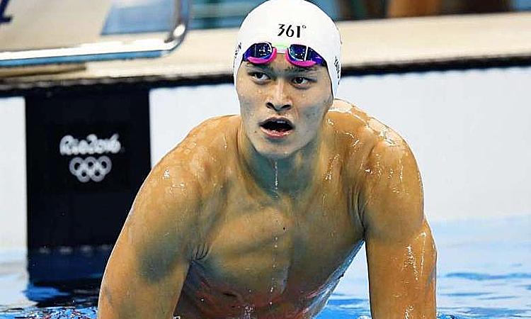 Tòa Trọng tài Thể thao xử công khai kình ngư Trung Quốc dính doping