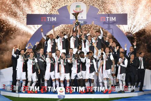 Mùa giải Serie A 2019-2020 hứa hẹn hấp dẫn hơn khi quy tụ nhiều ngôi sao tài năng. Ảnh: Corriere dello Sport.