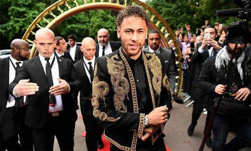 Neymar sẽ kiếm nhiều hơn nếu đến Real.