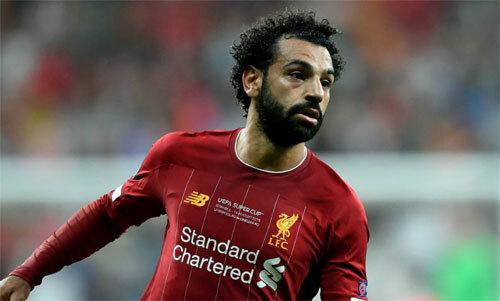 Salah đề cao tính tranh cãi trong bóng đá khi không có VAR. Ảnh: Reuters