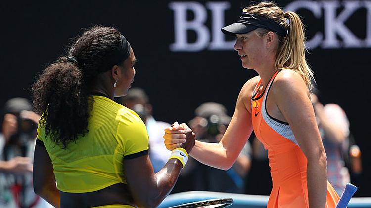 Sharapova gặp Serena ngay vòng một Mỹ Mở rộng