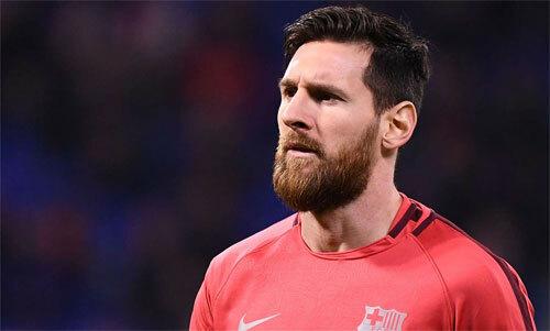 Messi có khả năng trở lại khi Barca đấu Betis tối 25/8.