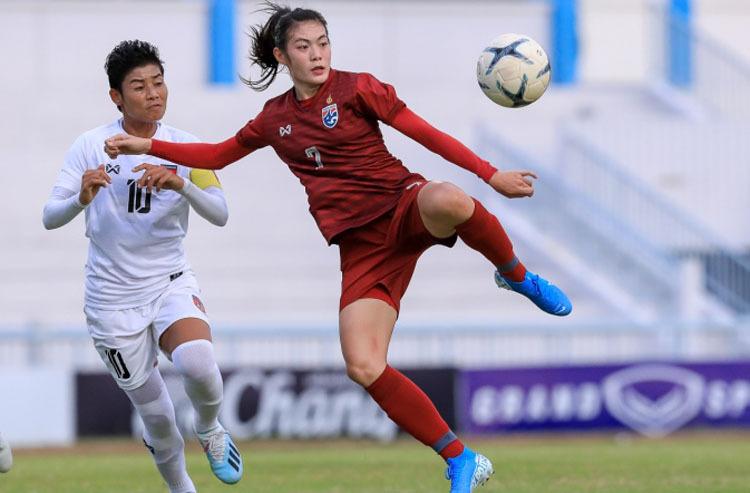 Thái Lan thắng thuyết phục trong trận đấu trên sân nhà tối 25/8.