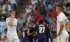 Real chia điểm với Valladolid