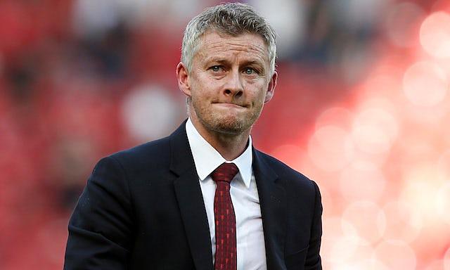 Solskjaer cho rằng Man Utd phải có nhiều hơn một quả phạt đền ở trận thua Crystal Palace. Ảnh: Reuters.