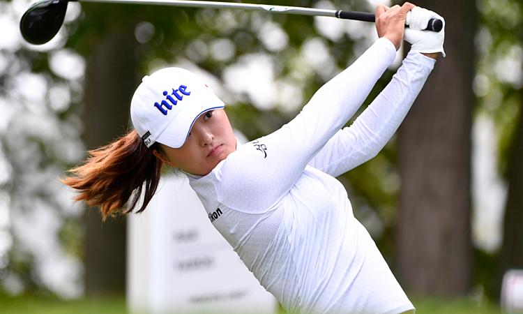 Ko đang đứng trước cơ hội lớn để giành chiếc Cup thứ tư ở LPGA Tour mùa này.