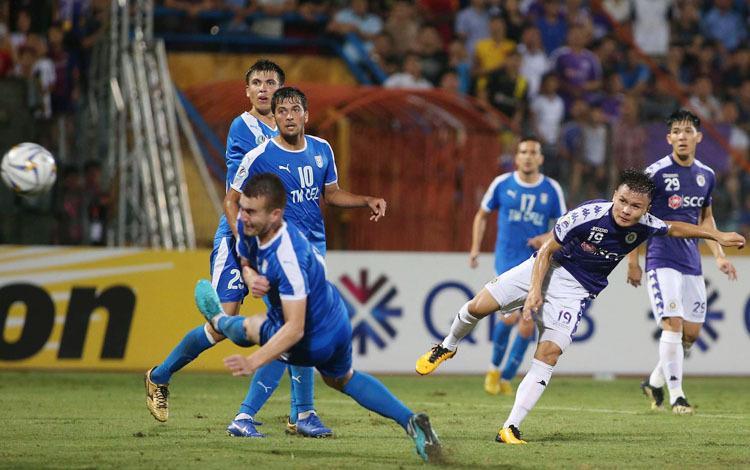Hà Nội tuyên bố sẽ không chơi tử thủ mà tiếp tục tấn công, tìm kiếm thêm bàn thắng.