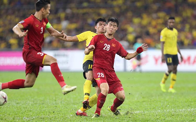 Hàng thủ có thể là mắt xích yếu nhất đối với tuyển Việt Nam ở những trận đấu sắp tới. Ảnh: Đức Đồng.