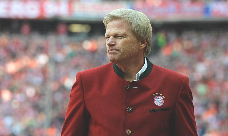 Kahn được chờ đợi sẽ tiếp bước các bậc đàn anh như Hoeness, Rummenigge cống hiến cho Bayern, cả trên cương vị cầu thủ lẫn quản lý.