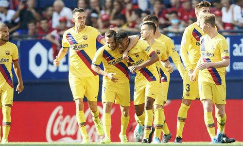 Fati trở thành cầu thủ trẻ nhất ghi bàn cho Barca