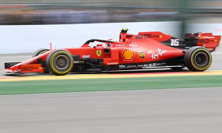 Ở tuổi 21, Leclerc là tay đua trẻ nhất từng cùng Ferrari thắng một chặng F1.