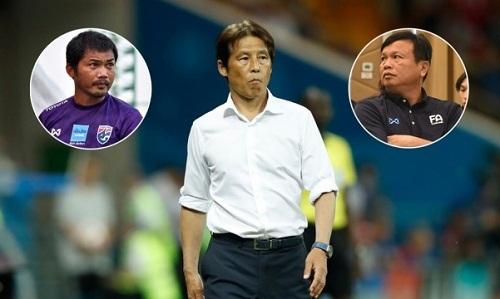 HLV Nishino vẫn chưa tìm được các trợ lý ưng ý. Ảnh: Siam Sport.