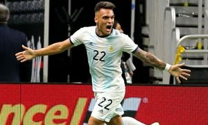 Argentina 4-0 Mexico