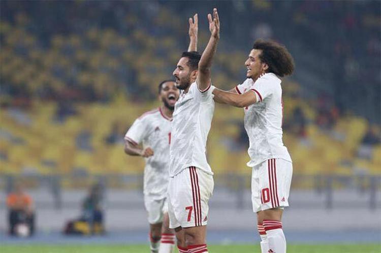 UAE chơi đơn giản, nhưng kỹ thuật và rất hiệu quả.
