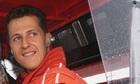 Schumacher có thể đã hồi tỉnh