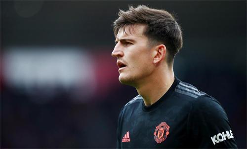 Man Utd cần khai thác kịp thời tài năng của Maguire. Ảnh: Reuters