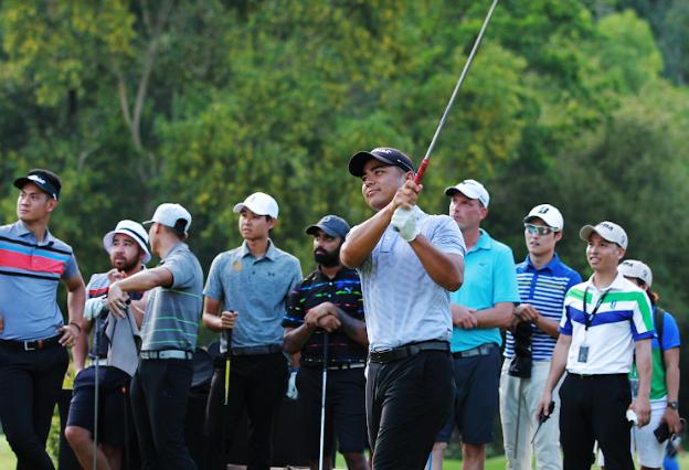 Giải có 77 golfer  tham gia tranh tài qua bốn vòng trên sân Laguna Golf Lăng Cô (Huế),  par71 do huyền thoại người Anh Sir Nick Faldo thiết kế.