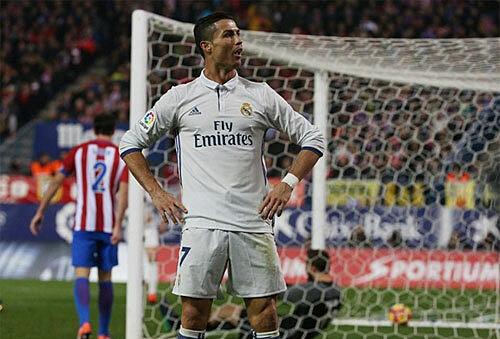Ronaldo được ví như kẻ gieo ác mộng với Atletico