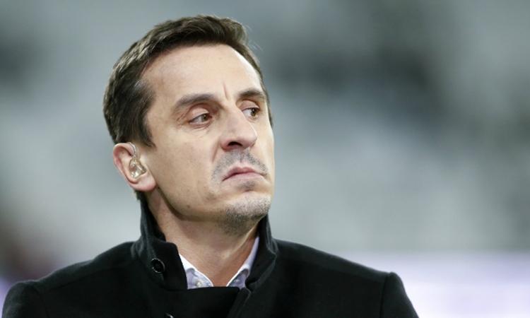 Neville tự nhận không hợp với cương vị HLV ở Man Utd. Ảnh: Sky Sports.