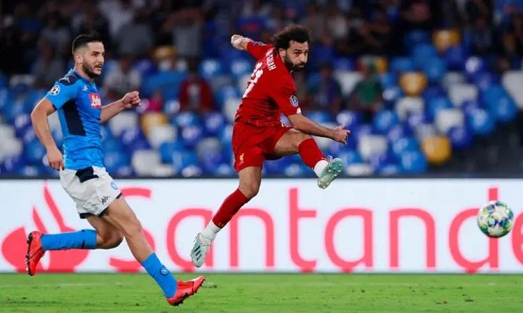 Klopp than phiền về khả năng tận dụng cơ hội của Liverpool. Ảnh: Reuters.