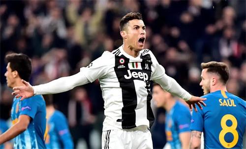 Simeone: 'Ronaldo là một quái vật săn bàn'