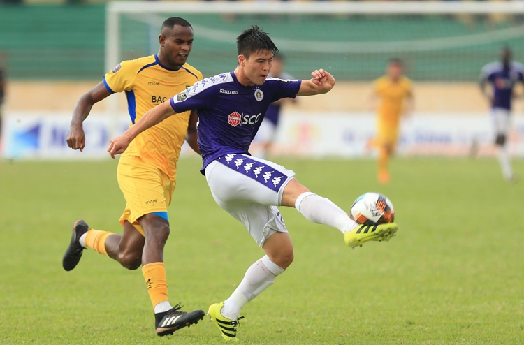 Hà Nội lần thứ 9 liên tiếp đánh bại SLNA, lên ngôi vô địch V-League 2019.
