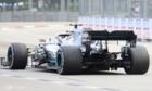 Hamilton nhanh hơn Verstappen ở Singapore GP