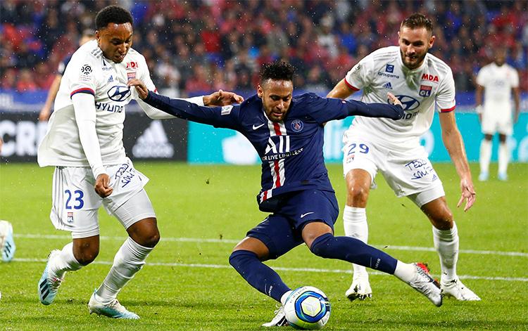 Neymar đang lấy lại niềm tin. Ảnh: Reuters.
