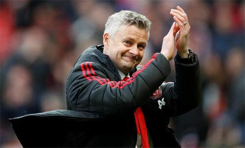 Solskjaer khó giữ ghế nếu Man Utd vẫn chơi tệ. Ảnh: Reuters