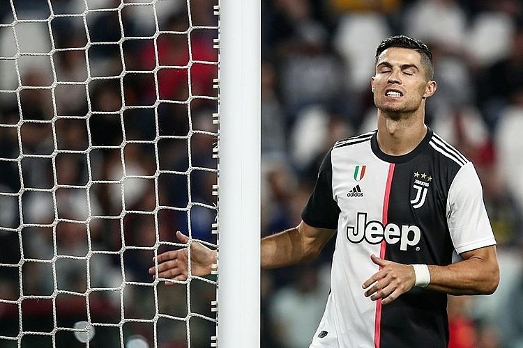 Ronaldo nhiều khả năng trở lại ở trận gặp SPAL vào cuối tuần này. Ảnh: AFP.