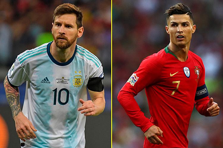 Messi, Ronaldo bình chọn cho ai ở FIFA The Best? - VnExpress Thể thao