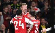 Arsenal đại thắng tại Cup Liên đoàn