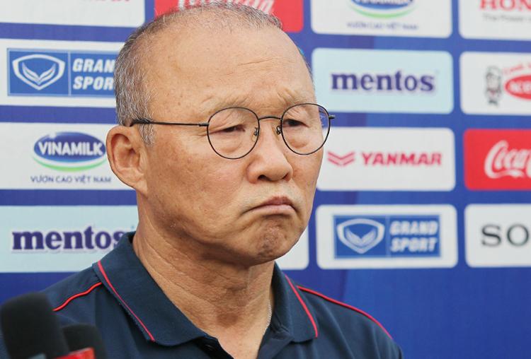 HLV Park Hang-seo chia sẻ về kết quả lễ bốc thăm vòng chung kết U23 châu Á 2020 chiều 26/9.