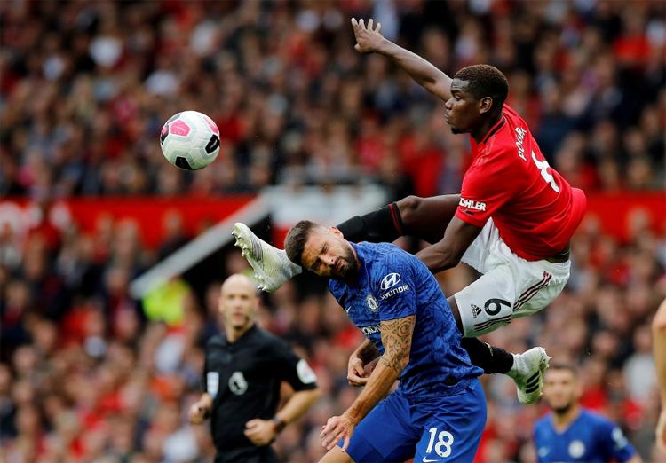Chelsea của Giroud sẽ có cơ hội phục hận cho thất bại đậm ngày ra quân Ngoại hạng Anh mùa này. Ảnh: Reuters.