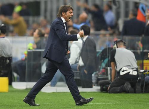 Conte đang biến Inter thành một ứng cử viên thực sự. Ảnh: Reuters