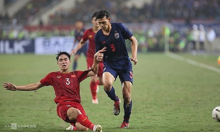 Việt Nam và Thái Lan là hai đại diện của Đông Nam Á ở VCK U23 Châu Á 2019. Ảnh: Xuân Bình.