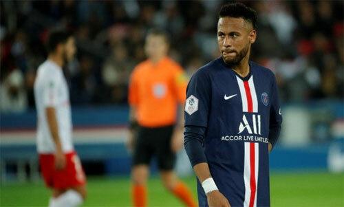 Neymar và Barca kiện nhau từ năm 2017. Ảnh: Reuters