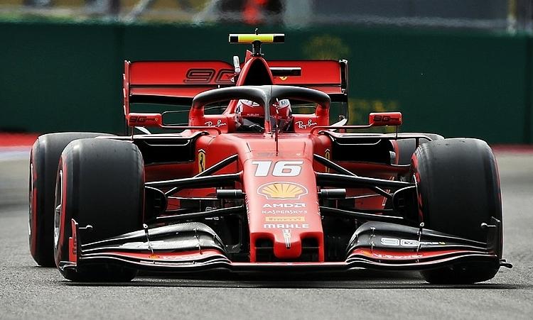 Leclerc giành pole thứ sáu trong mùa giải. Ảnh: XPB.