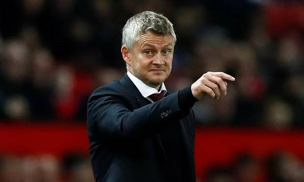 Man Utd của Solskjaer đang đứng thứ 11 trên bảng điểm. Ảnh: Reuters.