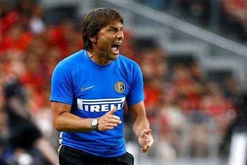 Conte đang thành công bước đầu.