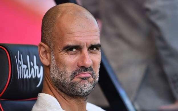 Với Guardiola, vô địch Champions League không phải là mục tiêu mà ông sống chết phải đạt được tại Man City. Ảnh: AP.