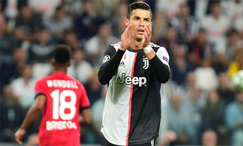 Ronaldo đang ra sức ghi bàn cho Juventus. Ảnh: Reuters
