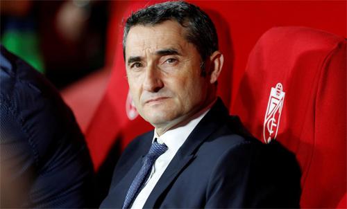 Valverde cảnh giác trước sự tiến bộ của Inter Milan. Ảnh: Reuters