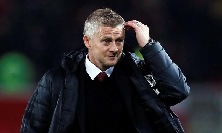 Thầy trò Solskjaer vừa gặp Arsenal cách đây ba ngày. Ảnh: Reuters.
