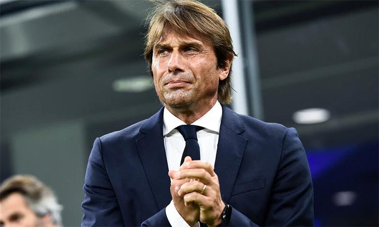 Conte sẽ còn rất nhiều việc phải làm để có thể giúp Inter canh tranh scudetto cùng Juventus. Ảnh: IPA.
