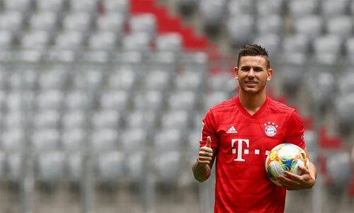 Bayern không cho Lucas trở về đội tuyển. Ảnh: Reuters