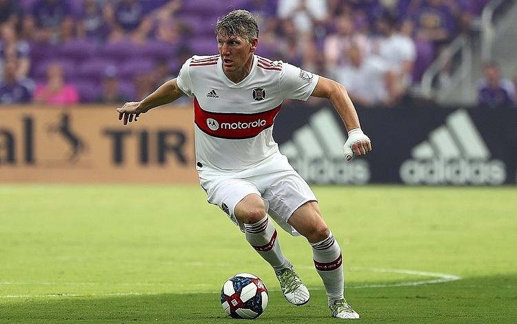 Schweinsteiger kết thúc sự nghiệp với nhiều danh hiệu cao quý. Ảnh: Reuters.