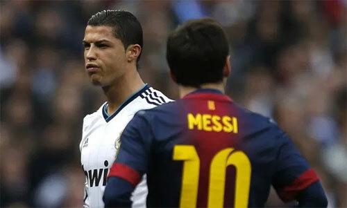 Ronaldo và Messi tạo nên cuộc đua cá nhân chưa từng có trong lịch sử. Ảnh: Reuters
