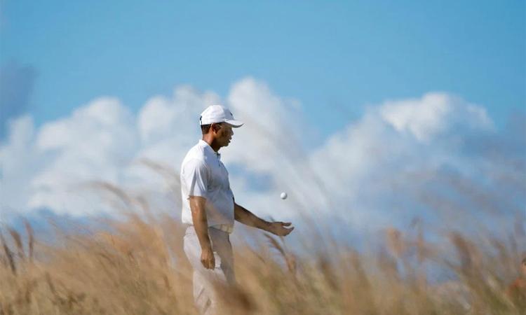 Hero World Challengecũng là sự kiện khởi động trước khi Tiger Woods chính thức dẫn dắt tuyển Mỹ xuất trận ở Presidents Cup. Ảnh: USA Today.
