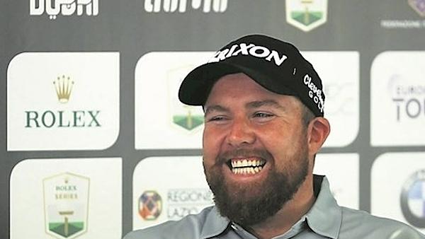 Shane Lowry nghỉ hai tháng sau khi vô địch The Open, và vừa trở lại thi đấu ở European Tour từ cuối tháng Chín. Ảnh: Irishexaminer.